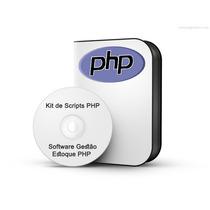 Software / Site / Sistema Php - Controle De Estoque E Vendas
