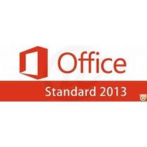 Office Standard 2013 X86_x64 Licença Original !