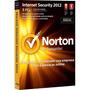 Licença Norton Internet Security 2012 5 Usuários - Symantec