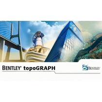 Topograph V8i - Bentley Em Português Completo