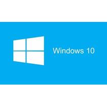 Dvd Windows 10 Pro X32 E X64 Final Lançamento