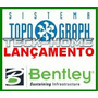 Bentley Topograph 8i Pt Br Completo