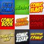 Mega Pack Fonts 2015 Para Photoshop, Illustrator, Indesign