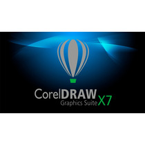 Corel Draw X7 32 E 64 Bits + Sony Vegas Pro 13 (brinde) Vip