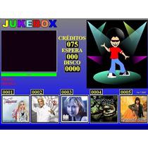 Matriz Jukebox Bonecão 5 Capas Completo Sem Rede Ativa