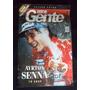 Ayrton Senna Revista Isto É Gente Formula 1 Corrida