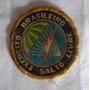 Fab Patch Bordado Exército Brasileiro Salto Livre