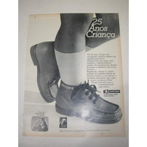( L - 290/ G ) Propaganda Antiga Calçados Ortopé
