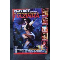 Revista Playboy - As Aventuras Eróticas De Tiazinha - Raro