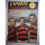 Revista Esporte Ilustrado Flamengo Nº876 Janeiro 1955