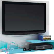 Painel Para Tv Smart Azul - Pura Magia