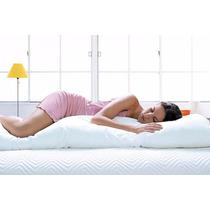 Travesseiro Para Corpo Gigante Com Enchimento De Silicone