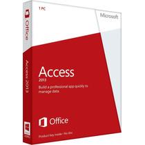 Access 2013 32/64 Bits Em Português Brasil - Key Vitalícia