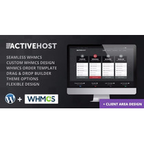 Tema Wordpress Active Host Whmcs Integration Theme