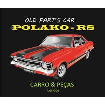 Polako-rs * Soleira De Porta Aluminio Opala Coupe Caravan