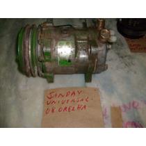 Compressor Ar Condicionado 08 Orelhas Sanday
