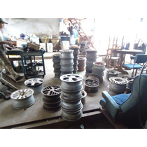 Roda Aluminio Liga Leve Antimonio Tunning Aro 13 Aro 14 Aro.