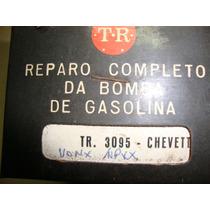 Reparo Completo Bomba Gasolina Do Chevette Marca Tr N°3095.