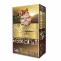 Alimento Nutropica Hamster Muesli (legumes E Frutas) 300g