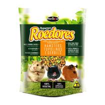 Ração P/ Hamster, Esquilo, Gerbil, Porquinho Da Índia E Rato