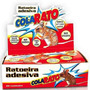Ratoeira Adesiva Cola Rato P/ Ratos E Camundongos Caixa 20un