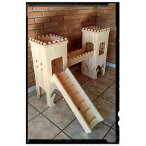 Casa - Castelo Para Coelhos