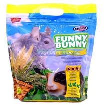 Ração Coelho Funny Bunny Chinchila 2.5kg Supra