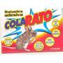 Ratoeira Adesiva Cola Visgo Pega Rato 20 Unid Super Promoção