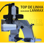 Máquina Costura Fechar Boca Sacaria Saco Portátil Lanmax 220