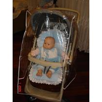 Capa Chuva Vento Protetora Carrinho Bebe / Nene Universal