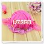 Chapéu Para Bebê Pink Frete Grátis
