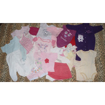 Lote Grande De Roupas De Bebê Bem Conservadas Para Meninas