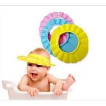 Chapéu Protetor Lavar Cabeça Bebes/ Crianças- Frete Barato!