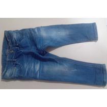Caça Jeans Infantil 12 A 18 Meses Pouco Usada