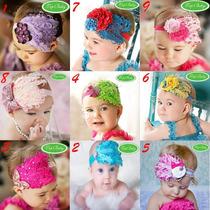 Headband - Tiara Bebê Importada Diversas Cores