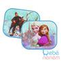 Protetor Solar Duplo P/ Carro. Disney Frozen. Bebê Neném