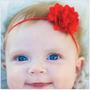 Kit Com 4 Faixas Tiara De Cabelo / Bebe Newborn Foto