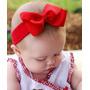 Faixa De Cabelo, Hairband Tiara Infantil Bebê Laço Linda!