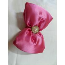 Faixa De Cabelo/bebe/laço/headband/tiara/cetim/meiaseda