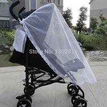 Rede Mosquiteiro P/ Carrinho. Protege Seu Bebê Dos Mosquitos
