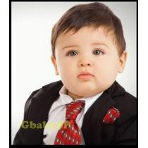 Terno Infantil Linha Bebê - Veste 04 Meses A 01 Aninho P M G