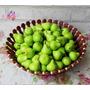100 Pcs Artificial Frutas Falso, Criança ,cozinha Decoração.