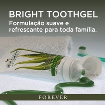 Pasta De Dente Forever Living Aloe Creme Dental Bucal