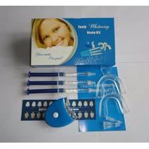 Kit De Clareamento De Dentes Profissional Com 44% Peroxido