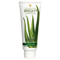 Gel Dental Forever Living Bright, Creme Dental Sem Flúor