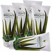 Kit Com 5 Gel Dental Forever Bright Toothgel - Sem Flúor!