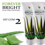 02 Creme Dental Forever Bright Toothgel - Kit ( 02 Unid)