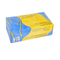 Luva De Procedimentos Latex Supermax C/ Talco Tamanho M