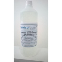 Água Oxigenada 50% 200 Volumes Frasco 1 Kg Oferta 50% Off