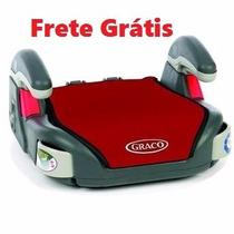 Booster Assento Elevação Carro Auto Lion Graco Frete Grátis